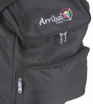 Arriba Cases AC160 Lighting Fixture Bag 15x14x18 (Discontinued Clearance) Product Image 2