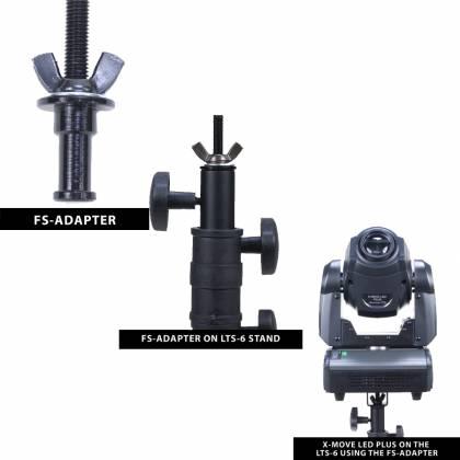 American DJ LTS-6 Lighting Stand  Product Image 2