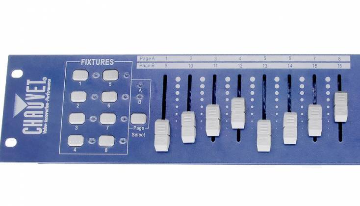 Chauvet DJ Obey10 - 128 Channel DMX Controller Product Image 2