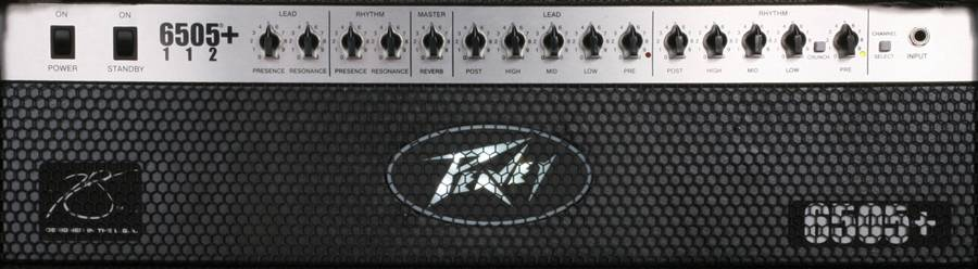 Peavey 03588440 6505+112 60W 6505 Series Combo Amplifier Product Image 3