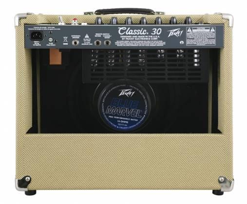 Peavey 03602930 CLASSIC 30/112 Tweed II Combo Amplifier Product Image 3
