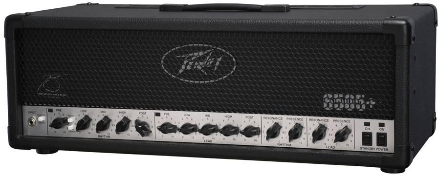 Peavey 00575680 6505+ HEAD 120W Guitar Amp Head Product Image 3