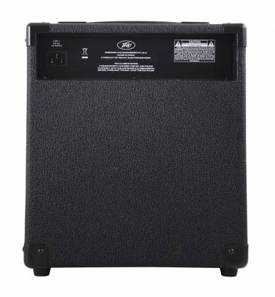 Peavey MAX 158 20W Bass Combo Amp 03602960-max-158 Product Image 3