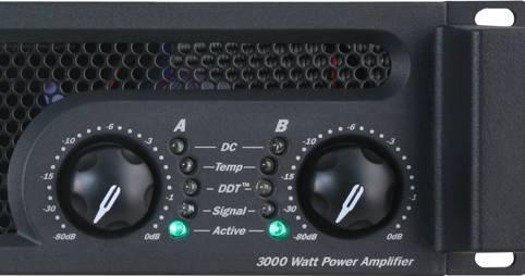 Peavey 03609520 IPR2 3000 3000W Power Amp Product Image 3