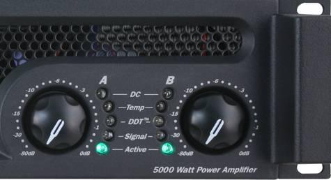 Peavey 03004350 IPR2 5000 5000W Power Amp Product Image 3
