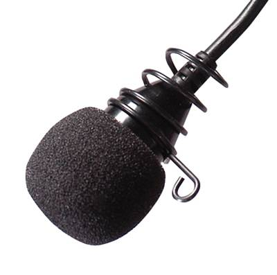 Peavey 00577970 VCM3BL Choir Microphone in Black Product Image 3
