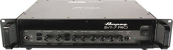 Ampeg SVT7PRO 1000W Class D Bass Amp Head Product Image 3