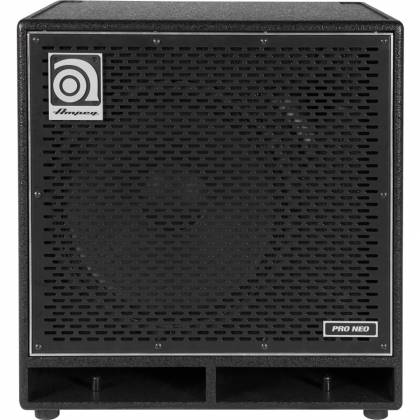 Ampeg PN115HLF Pro Neo Series 575W 1x15 Bass Speaker Cabinet Product Image 3