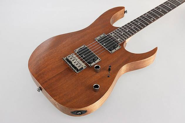 Ibanez RG421-MOL-d 6 String Solidbody Electric Guitar in Mahogany Oil (discontinued clearance) Product Image 3