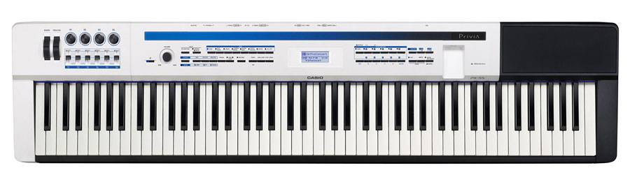 Casio PX5S 88 Note Pro Stage Piano with Synth Sounds Product Image 2