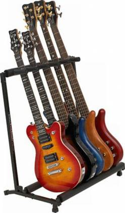 Rockstand RS20881 B 1 FP 5 Guitar Folding Rock Stand Product Image 3
