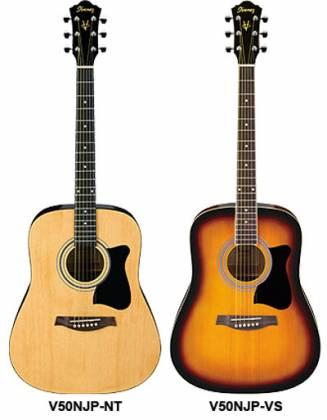 Ibanez V50NJP-NT Acoustic JumpStart Guitar Package - Natural Product Image 4