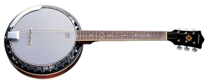 Alabama ALB36 6 String Banjo Product Image 2