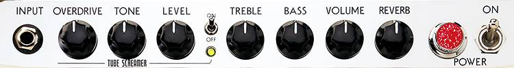 Ibanez TSA5TVR 5 Watt Combo Amplifier for Electric Guitars Product Image 3