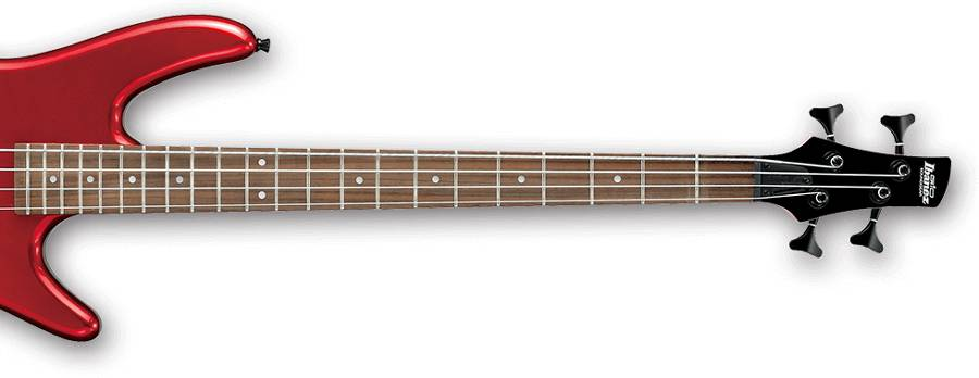Ibanez GSR320-CA-d GIO Series 4 String Solid Body Bass in Candy Apple (discontinued clearance)  (Prior Year Model) Product Image 4