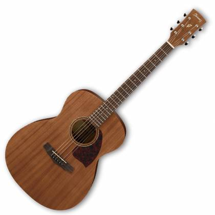 Ibanez PC12MH-OPN-d PF Series 6 String Acoustic Guitar in Open Pore Natural (discontinued clearance)  (Prior Year Model) Product Image 2