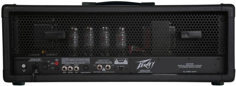 Peavey 00575680 6505+ HEAD 120W Guitar Amp Head Product Image 4