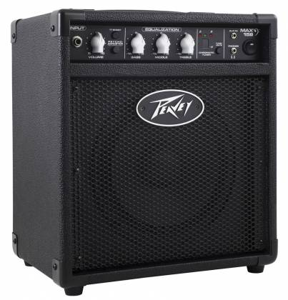 Peavey MAX 158 20W Bass Combo Amp 03602960-max-158 Product Image