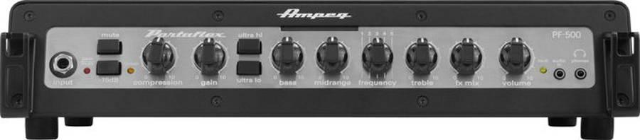 Ampeg PF500 Portaflex Series Amp Head Product Image 4