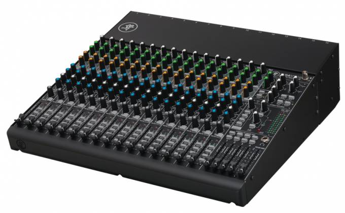 Mackie 1604VLZ4 16 Channel Compact 4 Bus Mixer Product Image 4
