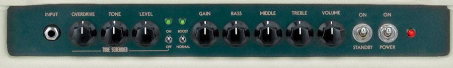 Ibanez TSA30-N 30W Tube Screamer Guitar Combo Amplifier Product Image 4