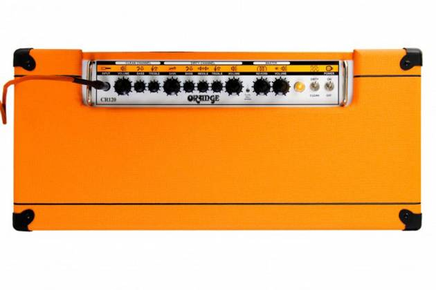 Orange CR120C 2x12 Inch 120W Guitar Combo Amplifier  Product Image 4