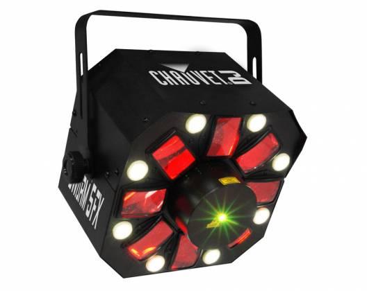 Chauvet DJ SWARM 5FX LED Effect Laser RGBAW Product Image 9