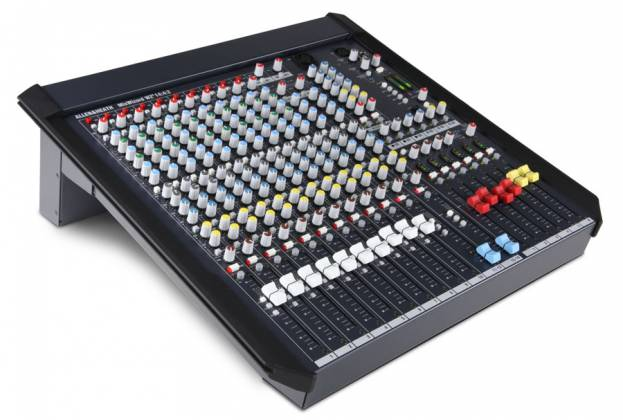 Allen & Heath W4-14 4 2 Mix Wizard Console with 10 Channel Inputs Product Image 7