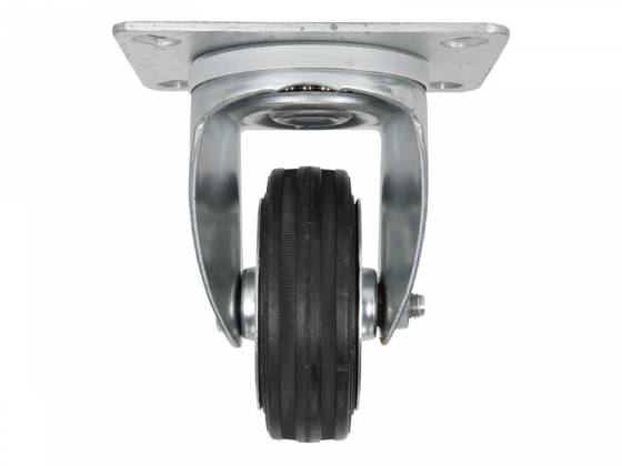 RCF AC PRO WHEELS 4 Swivel Caster Wheels Kit 4 Inch with Roller Bearings  Product Image 4