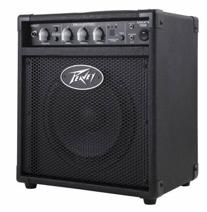 Peavey MAX 158 20W Bass Combo Amp 03602960-max-158 Product Image 4