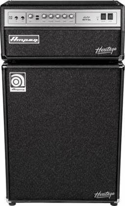 Ampeg HSVTCL Heritage All Tube 300W Bass Head  Product Image 5
