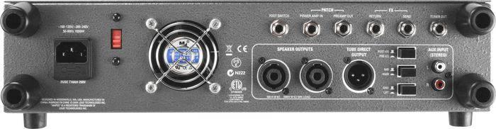 Ampeg SVT7PRO 1000W Class D Bass Amp Head Product Image 5