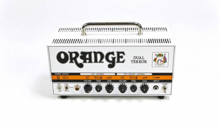 Orange DT30H Dual Terror 30W Twin Channel Guitar Amp Head Product Image 3