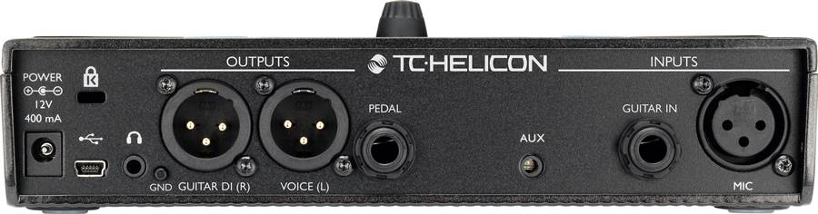 TC Helicon Play Acoustic Effects Processor Product Image 5