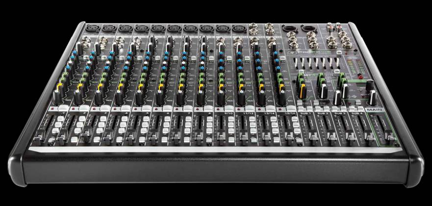 Mackie ProFX16v2 16-Channel 4 Bus Professional Effects Mixer with USB Product Image 5