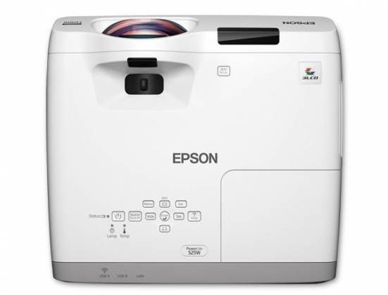 Epson V11H672020 PowerLite 525W WXGA 3LCD 2800 Lumens Wide Screen Short Throw Projector Product Image 5