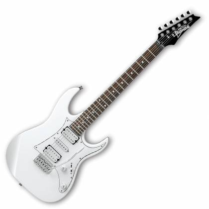 Ibanez GRX50-WH-d Gio RX Series 6 String Solid Body Electric Guitar in White (discontinued clearance)  (Prior Year Model) Product Image 2