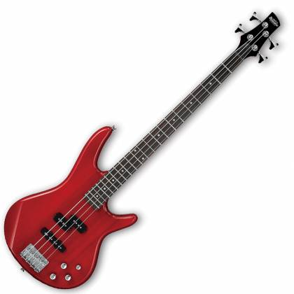 Ibanez GSR200-TR-d Gio Series 4 String Bass Guitar in Transparent Red (discontinued clearance)  (Prior Year Model) Product Image 2