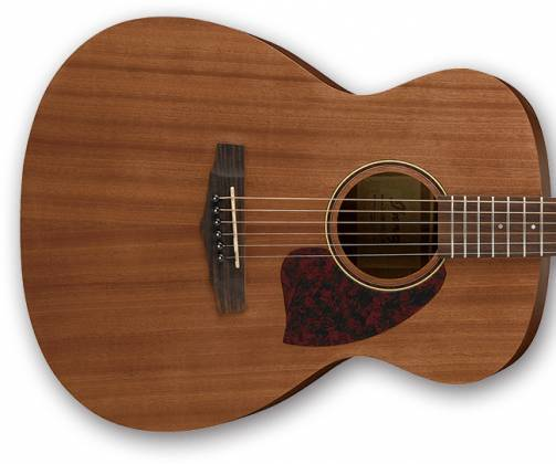 Ibanez PC12MH-OPN-d PF Series 6 String Acoustic Guitar in Open Pore Natural (discontinued clearance)  (Prior Year Model) Product Image 7