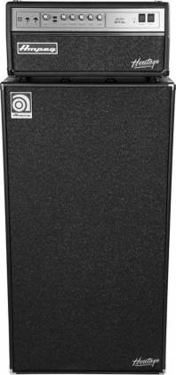 Ampeg HSVTCL Heritage All Tube 300W Bass Head  Product Image 6