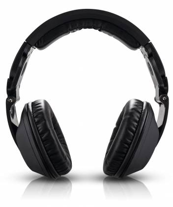 Reloop RHP-20-K Professional DJ Headphones with Rubber Paint Finish Knight Black rhp-20-k Product Image 5