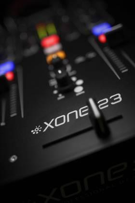 Allen & Heath XONE:23 2plus2 Channel DJ Mixer Product Image 3
