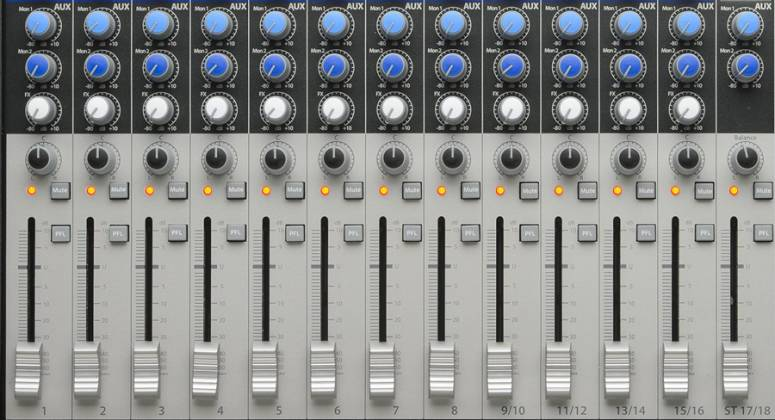 Presonus StudioLive-AR16 18 Channel Hybrid Performance and Recording Mixer with USB and Bluetooth Product Image 6