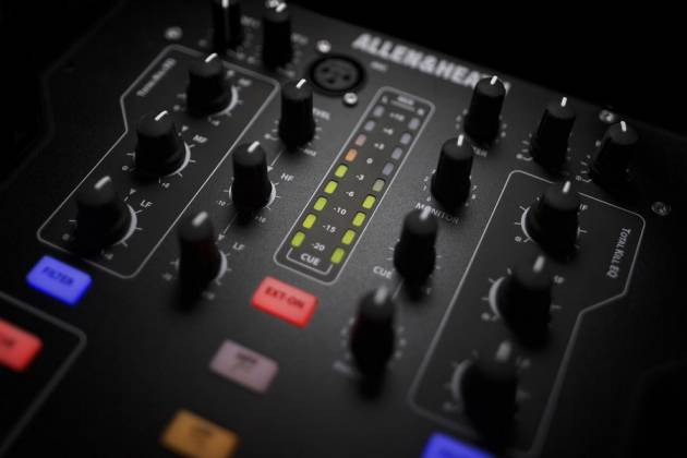 Allen & Heath XONE:23 2plus2 Channel DJ Mixer Product Image 7