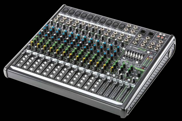 Mackie ProFX16v2 16-Channel 4 Bus Professional Effects Mixer with USB Product Image 7