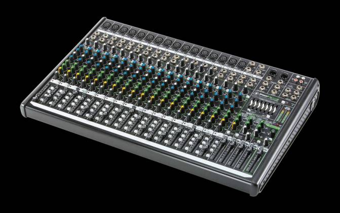 Mackie ProFX22v2 22-Channel 4 Bus Professional Effects Mixer with USB Product Image 7