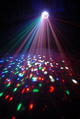 Chauvet DJ SWARM 5FX LED Effect Laser RGBAW Product Image 5