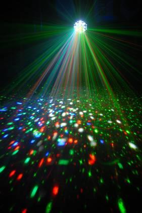 Chauvet DJ SWARM 5FX LED Effect Laser RGBAW Product Image 4