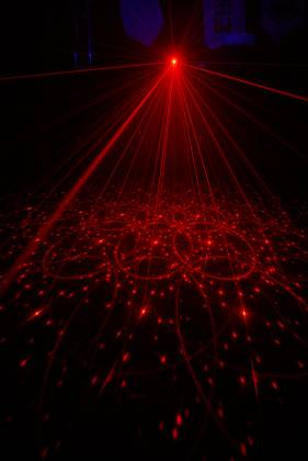 Chauvet DJ SWARM 5FX LED Effect Laser RGBAW Product Image 3