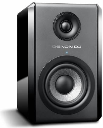 Denon DJ SM50 90W Active Reference Monitor with Free isolation pad (discontinued clearance) Product Image 3